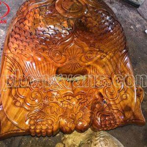 Mõ Huế gỗ mít ròn lõi 12 tay