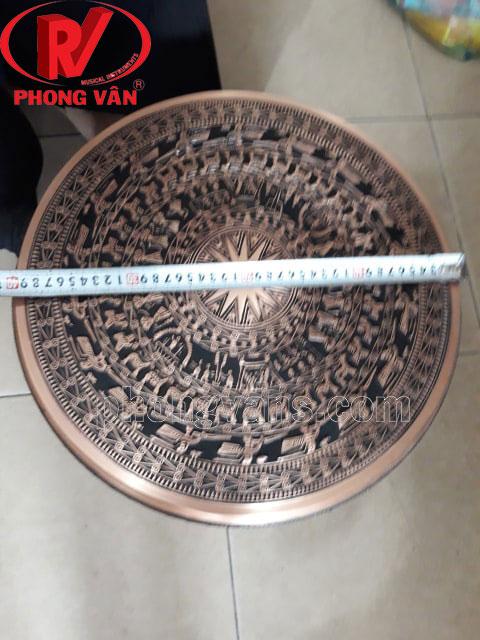 Trống đồng rộng 40cm