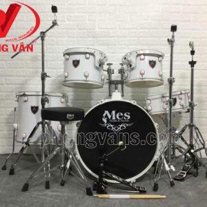 Trống jazz nhạc sống EDM-5255 White