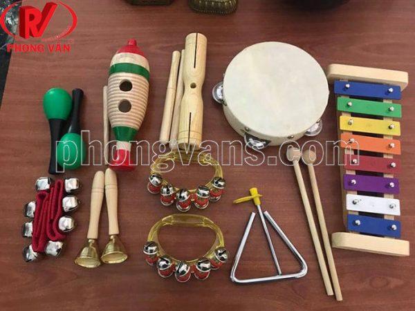 Bộ nhạc cụ cho bé mầm non