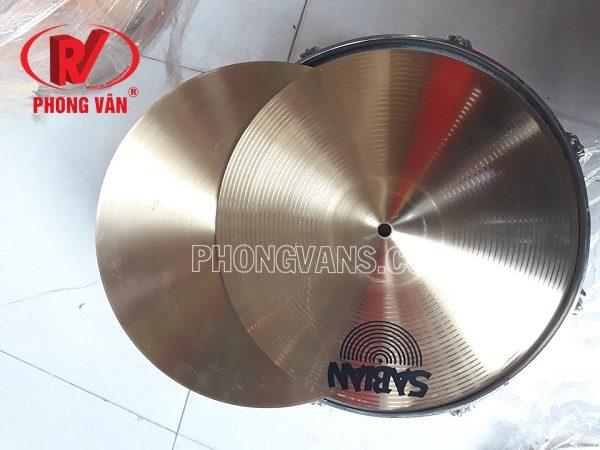 Cặp cymbal bằng đồng 14 inch Sabian