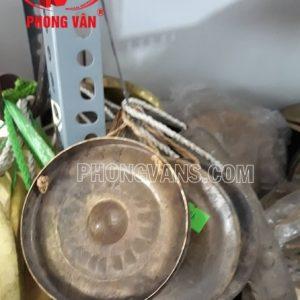 Cồng chiêng đồng rộng 10 cm