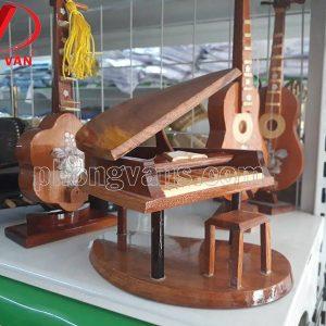 Đàn piano mô hình bằng gỗ