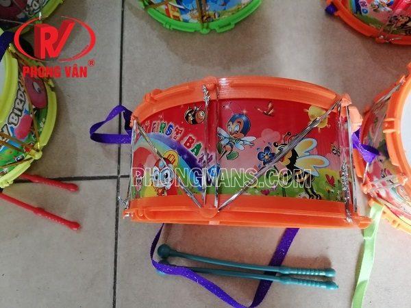 Trống nhựa đồ chơi cho bé 20cm