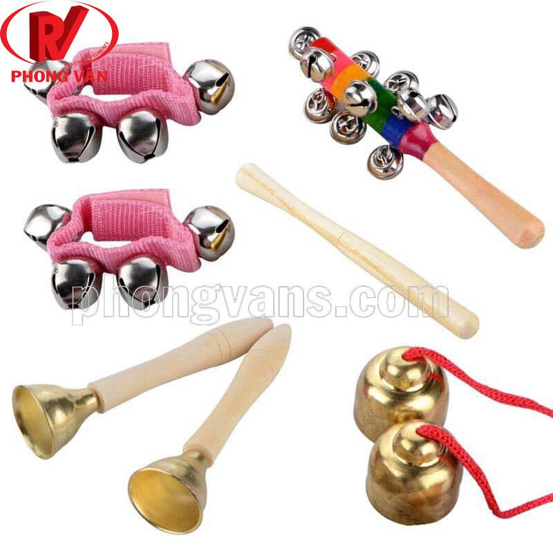 Bộ đồ chơi âm nhạc cho trẻ mầm non