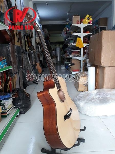 Đàn guitar kỷ gỗ hồng đào tay trái