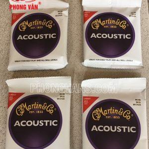 Dây đàn guitar acoustic Martin