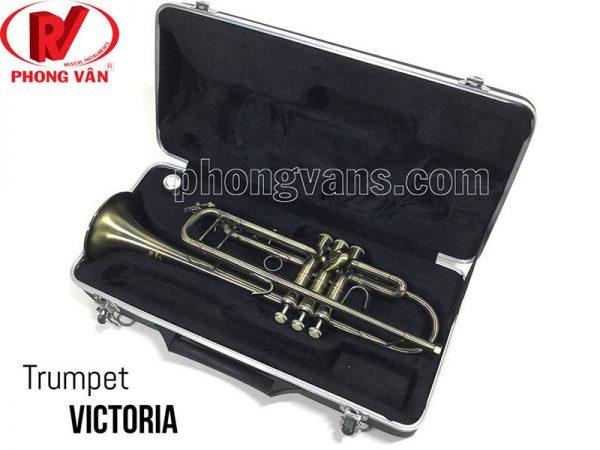 Kèn trumpet victoria màu giả cổ
