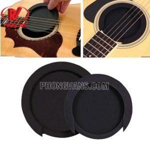 Nắp Silicon Giảm Hồi Âm Cho Đàn Guitar