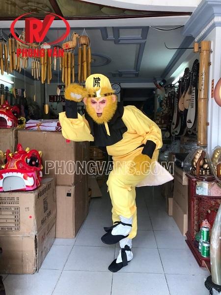Trang phục cosplay Tôn Ngộ Không