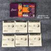 Bộ dây Elixir 11002 80/20 Bronze Acoustic Guitar Strings Extra