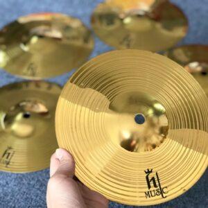 Cymbal đồng 8inch 20cm