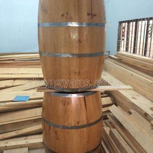 Cho thuê thùng gỗ trang trí sự kiện đám cưới
