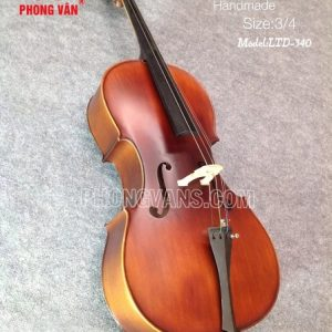 Đàn cello handmade 3/4
