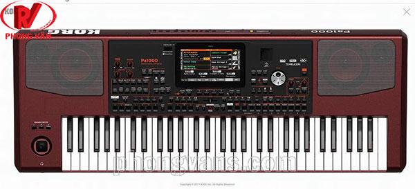 Giá đàn organ korg pa1000