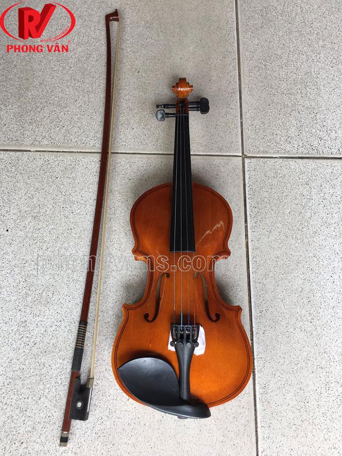 Đàn violin gỗ 1/8 cho trẻ em