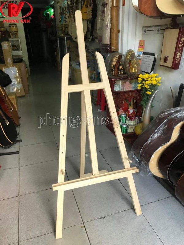 Giá vẽ gỗ thông