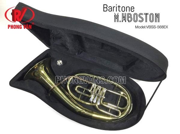 Kèn baritone gù M.W Boston VBSS-888EX