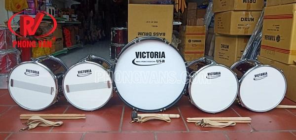 Trống đoàn đội gỗ Victoria nhập khẩu
