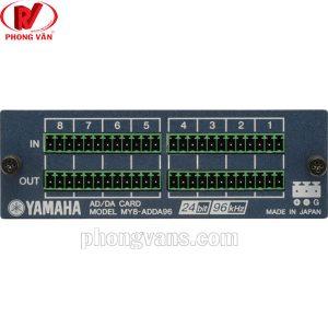 Interface Yamaha MY8-ADDA96