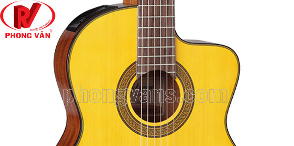 Đàn guitar Takamine classic GC3CE NAT