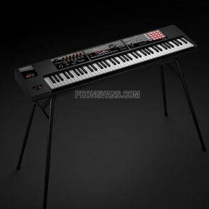 Đàn Organ Roland FA-07 chính hãng, giá tốt