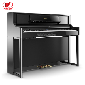 Đàn piano điện Roland LX705-PE(màu đen bóng)