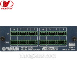 Interface Yamaha MY8-ADDA96