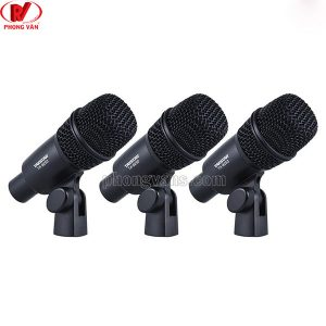 Microphone trống drumTAKSTAR DMS-7AS Professional Wired