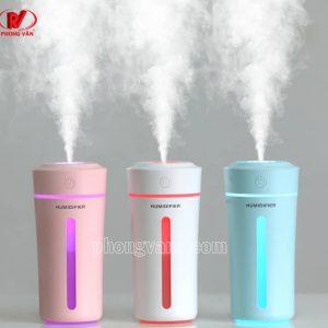Máy phun sương tinh dầu tạo độ ẩm cốc mới