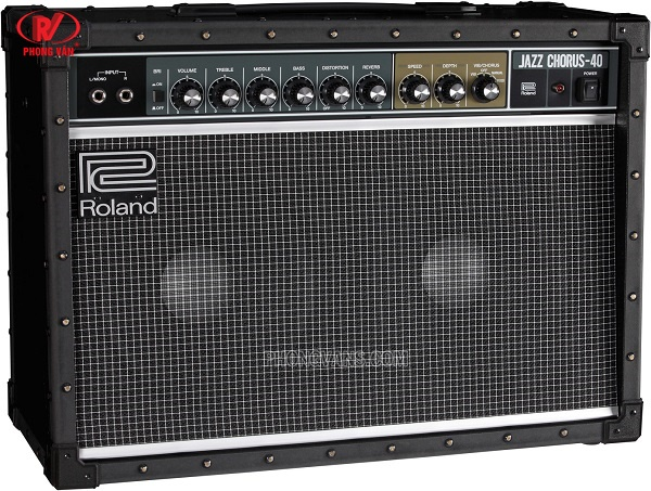 Amplifier Guitar Roland JC-40