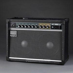 Amplifier Guitar Roland JC-40