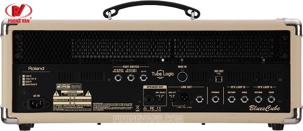 Amply cho Guitar Roland BC-TOUR và Blue Cube Cabinet 410