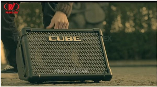 Amply cho guitar Roland CUBE-EXPA