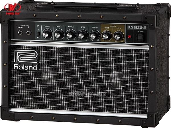 Amply cho Guitar Roland JC-22