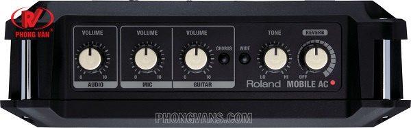Amply cho guitar Roland MOBILE-AC