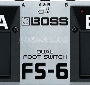 Bộ công tắc Dual Footswitch Roland FS-6