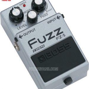 Bộ hiệu ứng Effect BOSS FZ-5 Fuzz