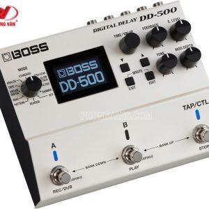 Bộ tạo hiệu ứng Boss DD-500 Digital Delay Pedal