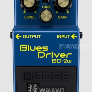 Cục Blues Driver cho Guitar điện BOSS BD-2w