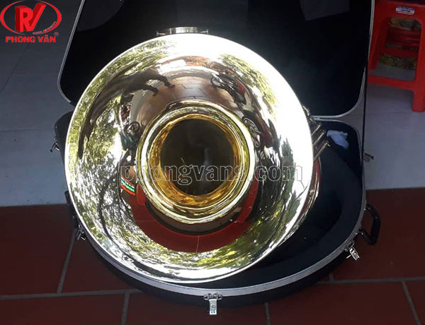 Kèn helicon sousaphone cho nhà thờ