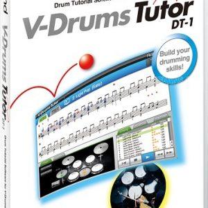 Làm quen với trống V-Drum DT-1
