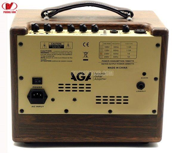 Loa AGA SC-60