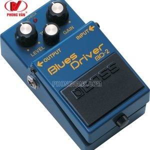 Phơ(Effect) Guitar BOSS BD-2 |Blues Driver