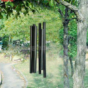 Chuông gió kim loại phong thuỷ 6 thanh 65 inch