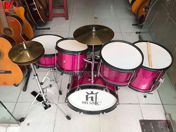 Trống jazz cho bé tập chuyên nghiệp hãng HT music