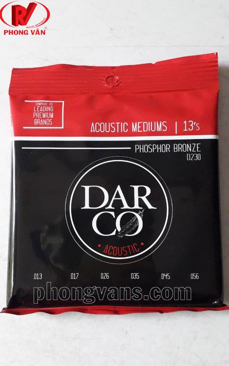 Dây guitar Acoustic Martin DarCo Mexico