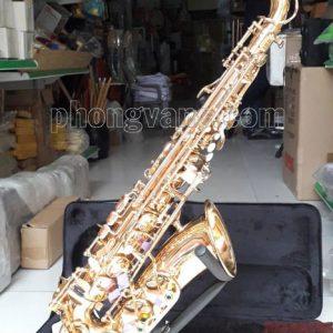 Kèn saxophone alto Jupiter JAS-567 Taiwan
