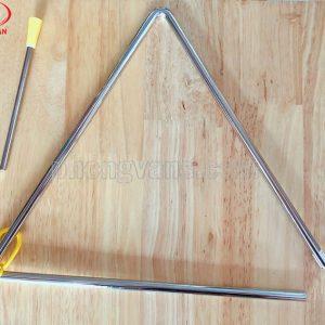 Mành chuông tam giác triangle 10 inch
