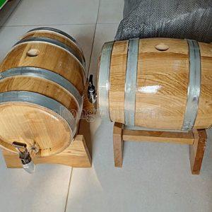 Thùng gỗ sồi 5 lít